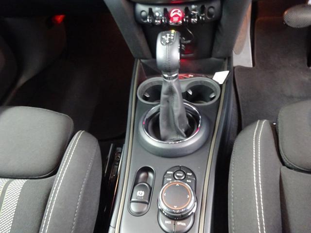 クーパーS クロスオーバー ブラックヒース 250台限定車 メーカー保証付き ナビTV ACC ドラレコ ETC スマートキー(28枚目)