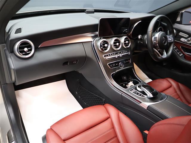 C220 d アバンギャルド AMGライン レーダーセーフティパッケージ レザーエクスクルーシブパッケージ 2年保証 新車保証(12枚目)