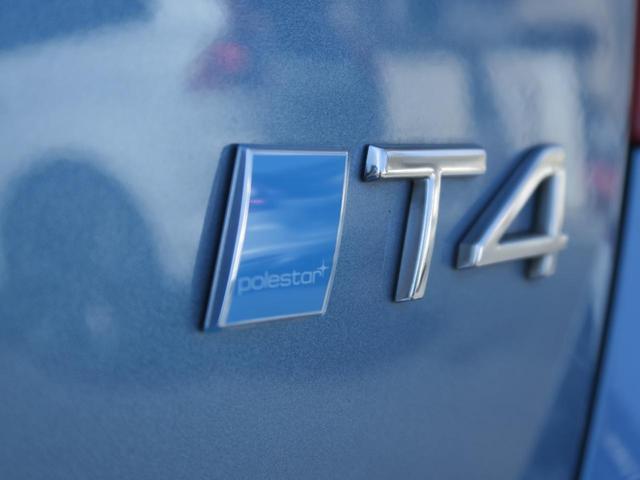 T4 Rデザイン 1オーナー 黒革 インテリS ポールスター(4枚目)