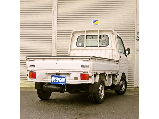 スペシャル 4WD MT 白 ラジオ付き(7枚目)