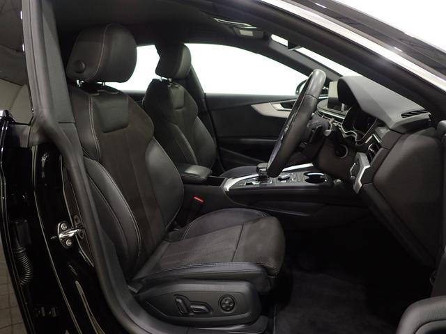 シートクロス (Sprint / S lineロゴ入り) ブラック/シートヒーター (フロント)/スポーツシート (フロント)/電動調整機能 (フロント)