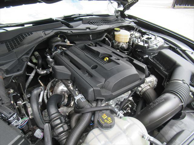 エコブースト プレミアム ポニーPKG ブラックレザーシート シートヒーター&ベンチレーション 12インチデジタル液晶メーター APPLEカープレイ&アンドロイドオ-ト 純正19インチAW(20枚目)