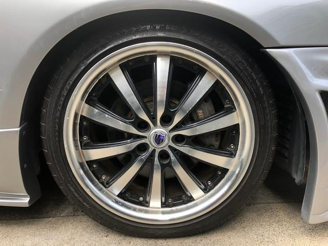 25GT-Xターボ 新品ブリッツ 車高調 インタークーラー(11枚目)