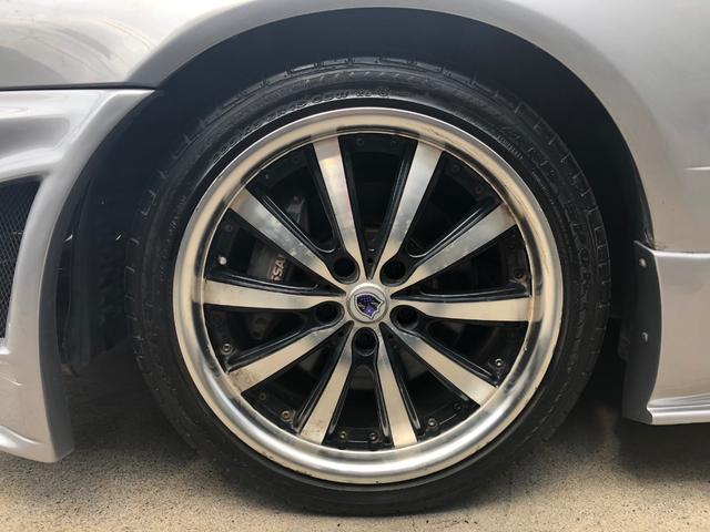 25GT-Xターボ 新品ブリッツ 車高調 インタークーラー(13枚目)