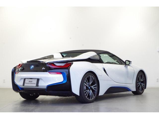 「BMW」「i8」「オープンカー」「千葉県」の中古車4