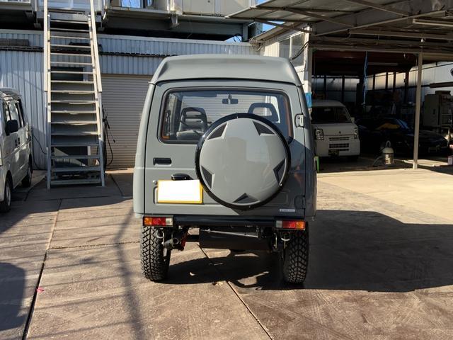 5MT 4WD リフトアップ パノラミックルーフ 16AW(6枚目)