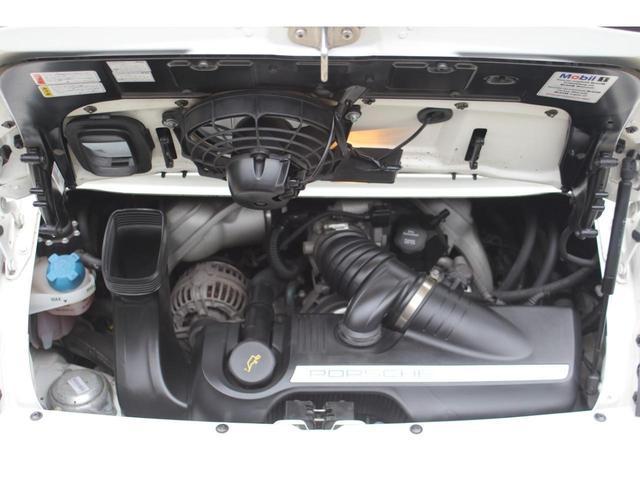 911カレラS 記録簿 レザーインテリアPKG スポーツクロノPKG PASM PSM 純正19インチスポーツデザインアルミ HDDナビ フルセグTV ETC パワーシート キーレス HID(38枚目)