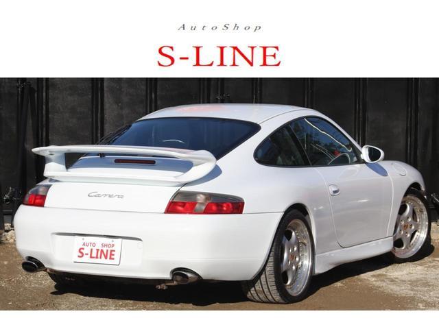 911カレラ 6速MT GT3エアロ レカロ SR 記録簿(7枚目)