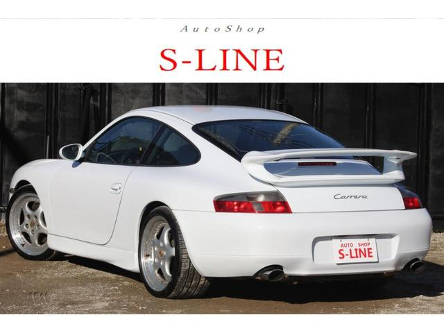 911カレラ 6速MT GT3エアロ レカロ SR 記録簿(8枚目)
