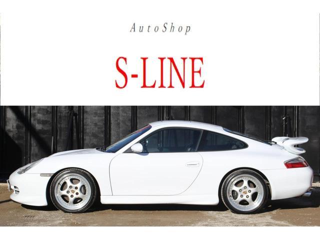 911カレラ 6速MT GT3エアロ レカロ SR 記録簿(10枚目)