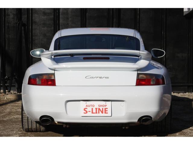 911カレラ 6速MT GT3エアロ レカロ SR 記録簿(12枚目)