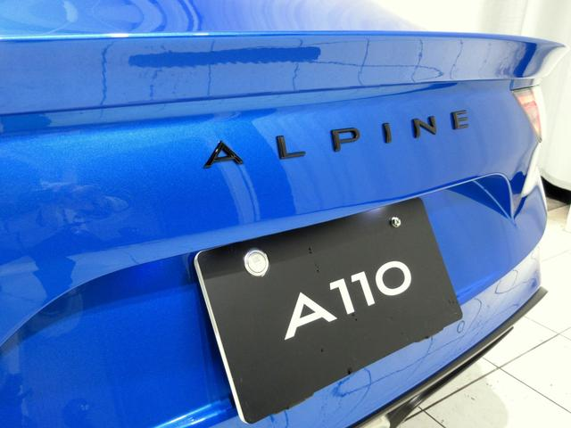 ルノー アルピーヌ A110