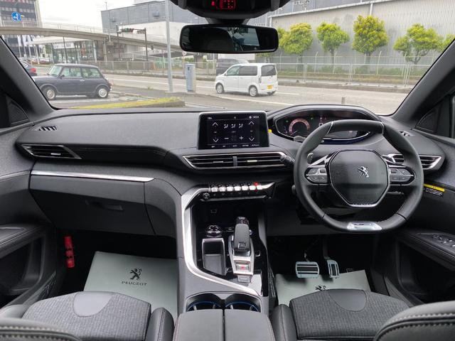 GTライン ブルーHDi アイドリングストップ スマートキー 新車保証付 パワーシート サンルーフ(12枚目)