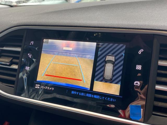 GT ブルーHDi 新車保証 デジタルメーター(13枚目)