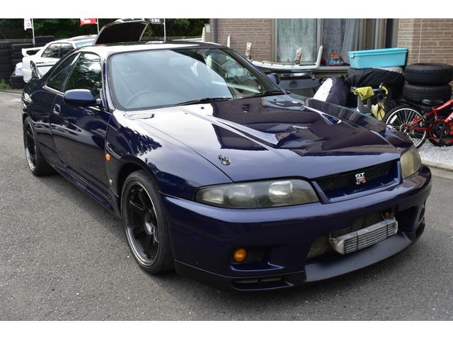 GT-R Vスペック HASEMIスポーツエアロ(2枚目)