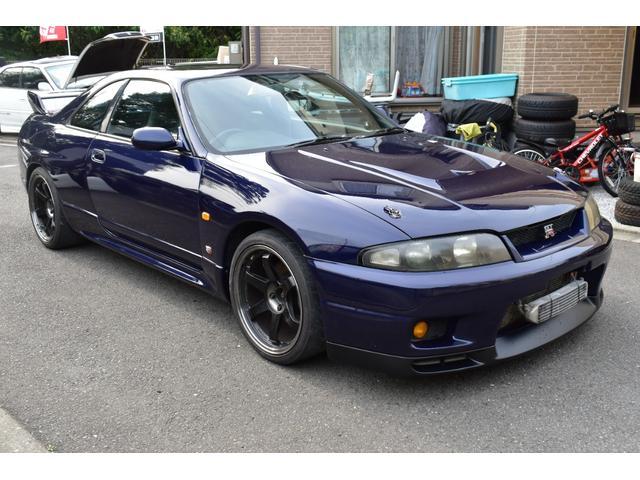 GT-R Vスペック HASEMIスポーツエアロ(5枚目)