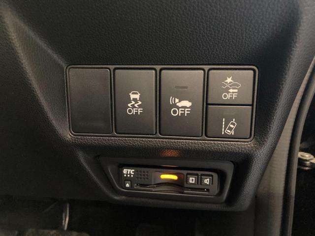 スパーダハイブリッド G ホンダセンシング 無限エアロ 無限グリル 純正ナビ・TV 後席フリップダウンモニター 両側電動ドア LEDヘッドライト ETC(18枚目)