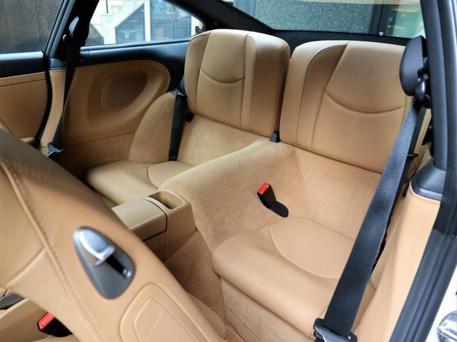 911ターボS ベージュ革 ターボII スポクロP PCCB(15枚目)