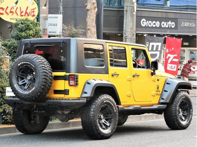 「その他」「クライスラージープ ラングラーアンリミテッド」「SUV・クロカン」「東京都」の中古車7