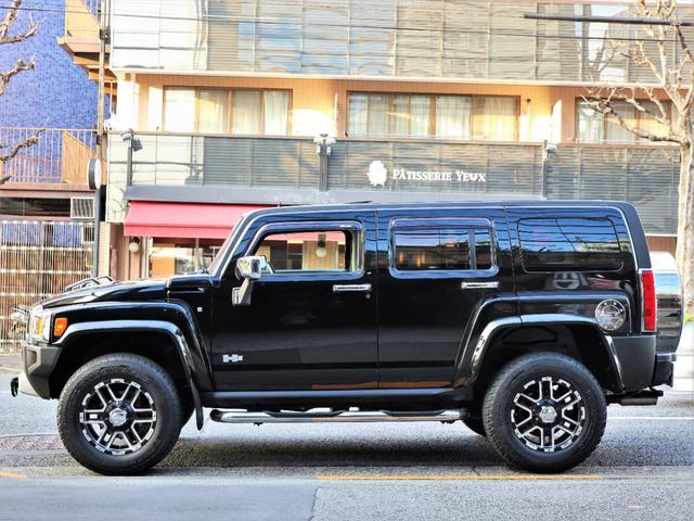 「ハマー」「ハマー H3」「SUV・クロカン」「東京都」の中古車4