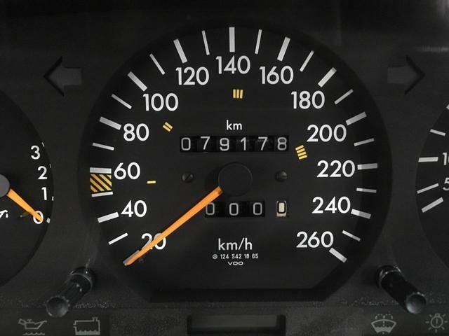【Mileage】走行距離 79,200キロ