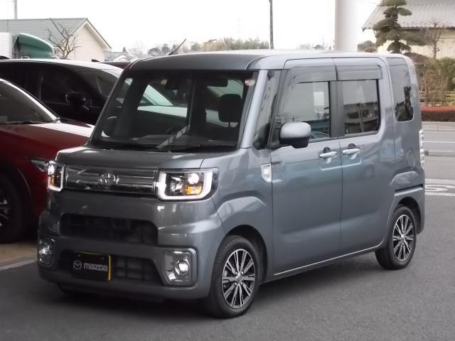 トヨタ Gターボ SAII4WD スマートアシストII 両側PSD付