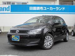 VW ポロTSI コンフォートライン