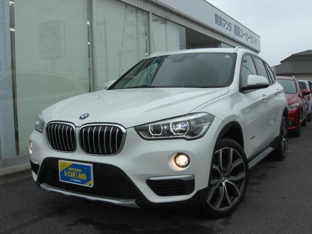 BMW xドライブ 20i xライン 4WD