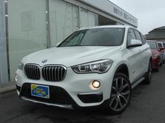 BMW X1xドライブ 20i xライン 4WD