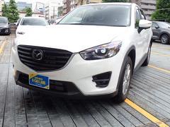 CX−5XD Lパッケージ ディーゼルターボ 革シートDVD/TV付