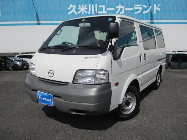 マツダ 1.8 DX 低床 4WD