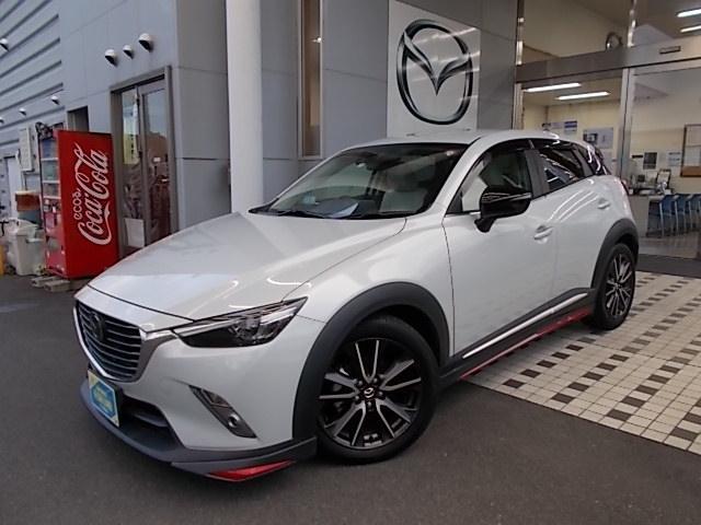 「マツダ」「CX-3」「SUV・クロカン」「埼玉県」の中古車