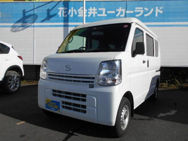 マツダ 660 PA ハイルーフ 4WD 5MT ETC CDデッキ