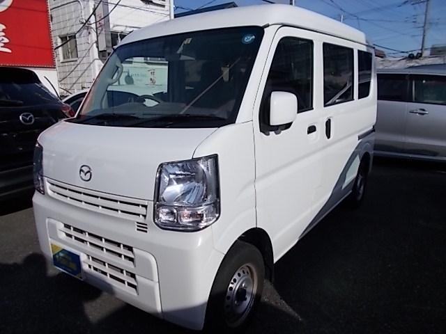 マツダ 660 PCスペシャル ハイルーフ 5AGS車 5AT ナビ