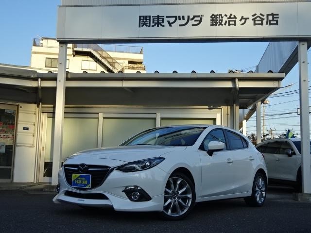 「マツダ」「アクセラスポーツ」「コンパクトカー」「神奈川県」の中古車