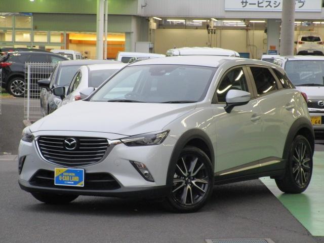 マツダ CX-3 1.5 XD L-PKG 2WD マツコネ 地デジ BOSE