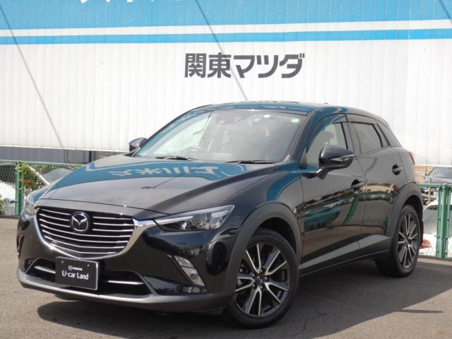 マツダ CX-3 1.5 XD ツーリング ディーゼルターボ XD TRG