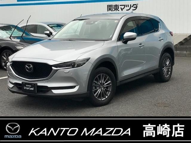 「マツダ」「CX-5」「SUV・クロカン」「群馬県」の中古車