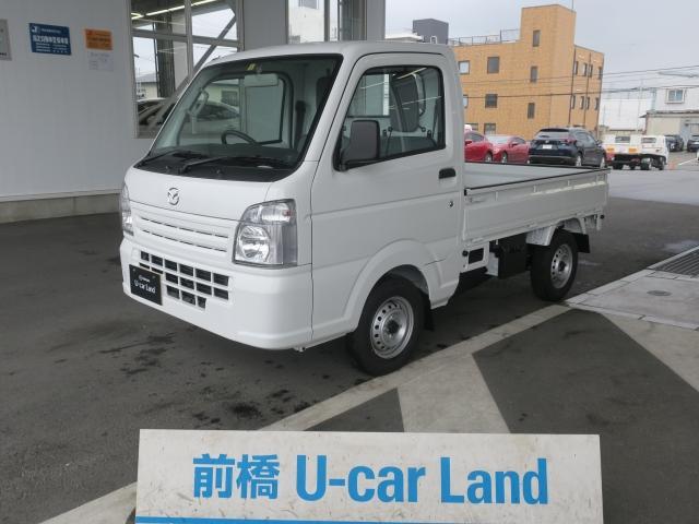 マツダ 660 KC エアコン・パワステ 農繁 4WD ラジオ 3方