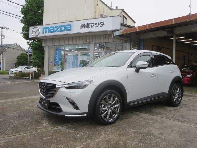 マツダ CX-3 1.8 XD エクスクルーシブ モッズ Dターボ 4WD ワ