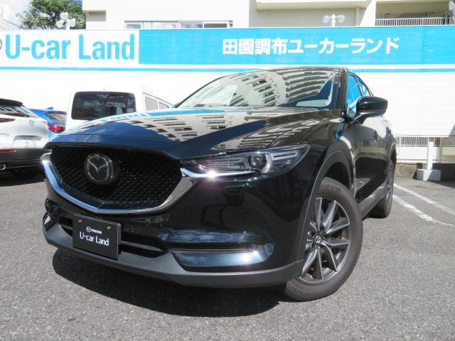 マツダ CX-5 2.2 XD Lパッケージ DE-T 4WD マツコネナビ
