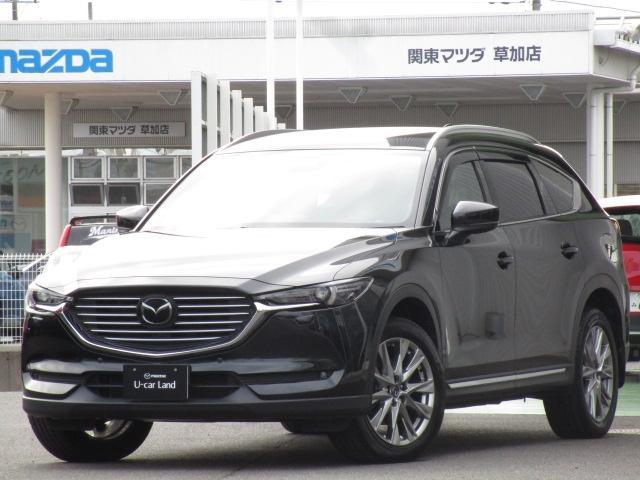 CX−8(マツダ) XD Lパッケージ 中古車画像