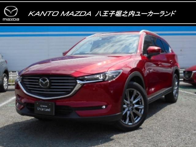 マツダ CX-8 2.2 XD Lパッケージ 6人乗り デモアップ BOSE