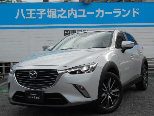 マツダ CX-3 1.5 XD ツーリング ワンオーナー 当社下取車