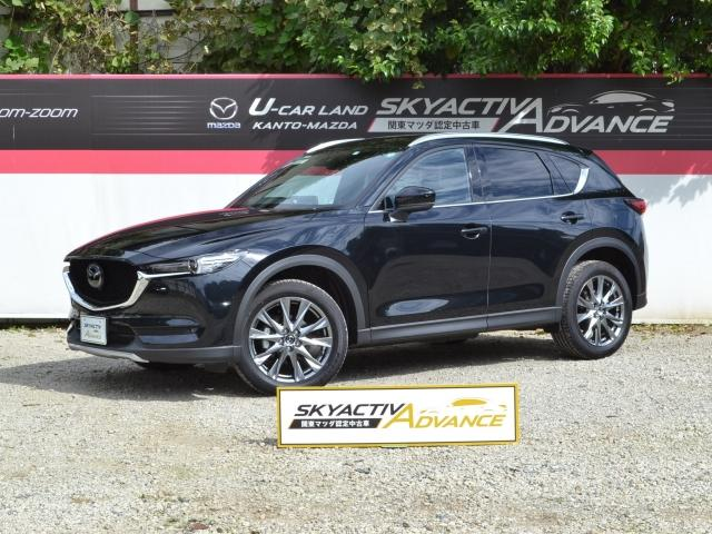 マツダ CX-5 25T Exclusive Mode 2WD TOUGH-SPORT STYLEパッケージ
