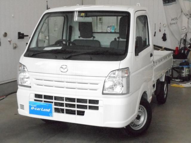 マツダ KC エアコン・パワステ 4WD 登録済み未使用車