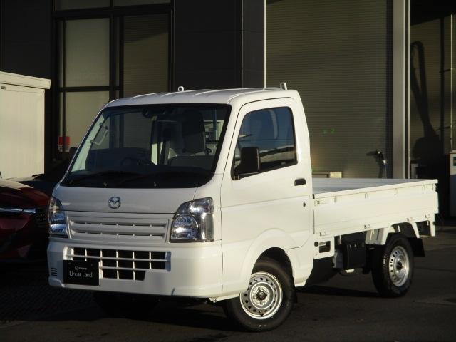マツダ 660 KC エアコン・パワステ 4WD 積載量350kg 3速オートマ
