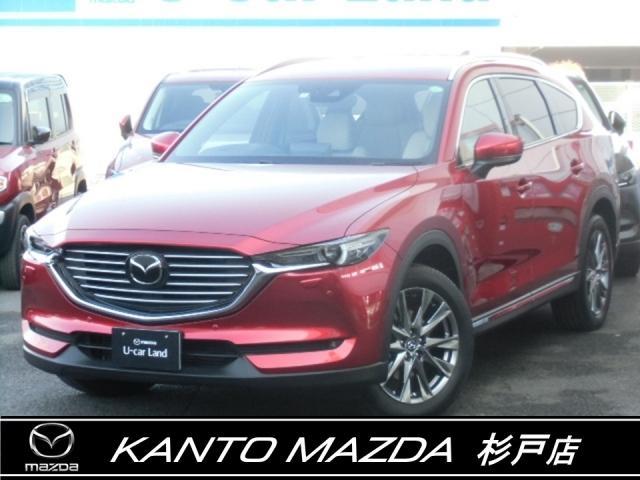 マツダ XD エクスクルーシブ モード 4WD 6人乗り 試乗車