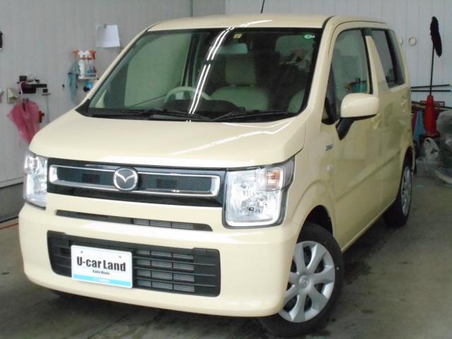 マツダ ハイブリッド XG 2WD シートヒーター 試乗車
