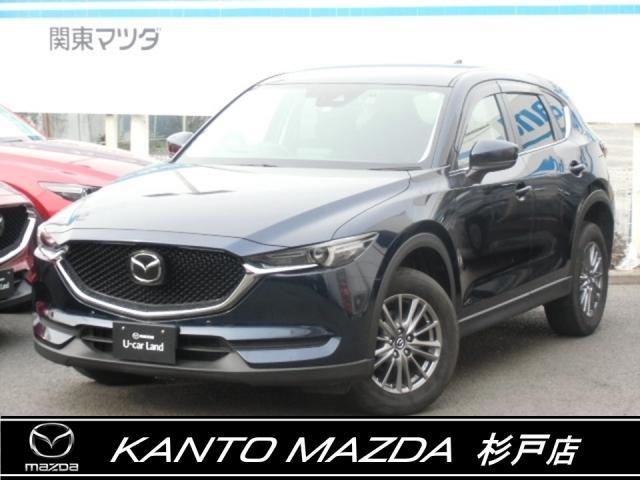 マツダ CX-5 XD プロアクティブ 2WD ワンオーナー 後席モニター